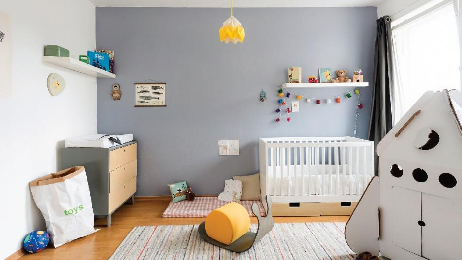 Amenajare Camera Montessori : Montessori u2013 interioarele copilariei